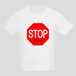 Stop Gaven Kids T-Shirt