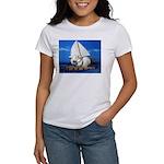 Kirby and Dexter Sailing Women's T-Shirt