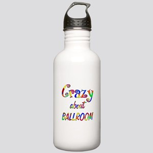 Crazy About Ballroom Stainless Water Bottle 1.0L