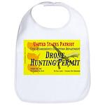 Drone Hunting Permit Bib