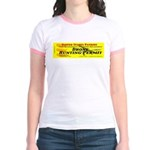 Drone Hunting Permit Jr. Ringer T-Shirt