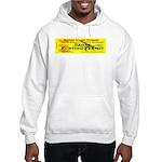 Drone Hunting Permit Hooded Sweatshirt