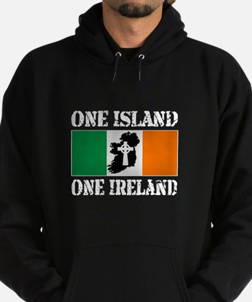 One Ireland, United Hoodie (dark)