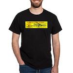 Drone Hunting Permit Dark T-Shirt
