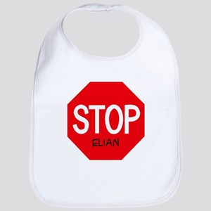 Stop Elian Bib