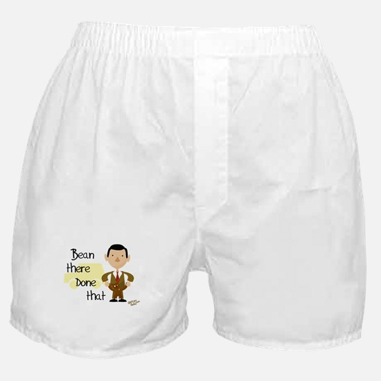Beantown Boxer Shorts