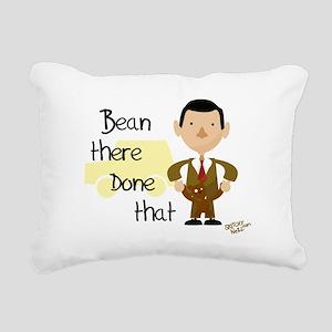 Beantown Rectangular Canvas Pillow