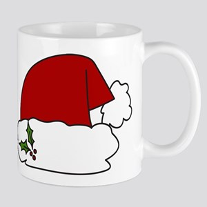 Santa Hat Mug