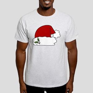 Santa Hat Light T-Shirt