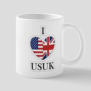 I Heart USUK Mug