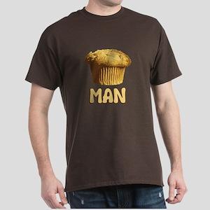 Muffin Man T-Shirt Dark T-Shirt