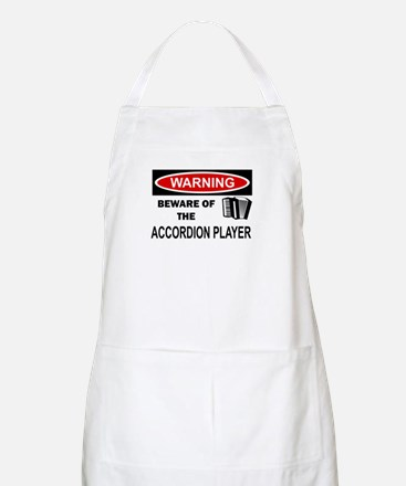 Accordion Player Apron