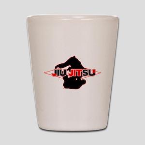 JIU JITSU Shot Glass