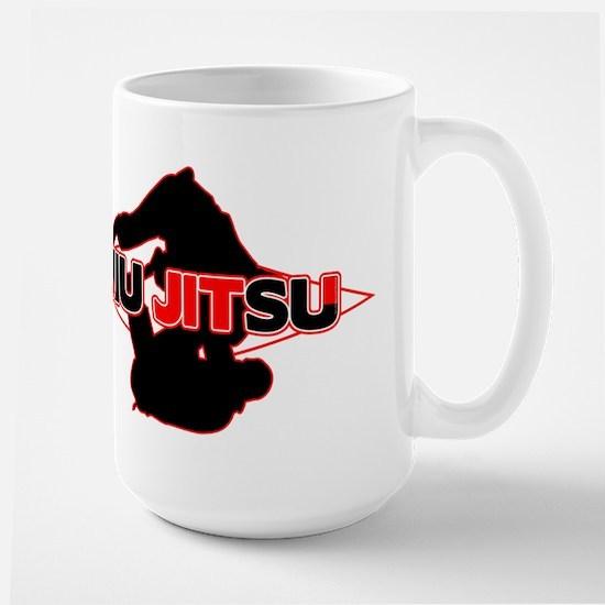 JIU JITSU Large Mug