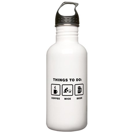 Mouse Lover Stainless Water Bottle 1.0L