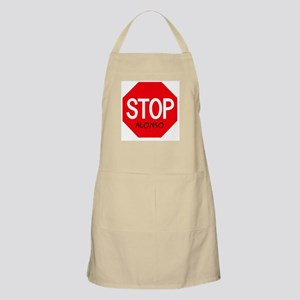 Stop Alonso BBQ Apron