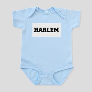Harlem Logo Infant Bodysuit