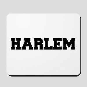 Harlem Logo Mousepad