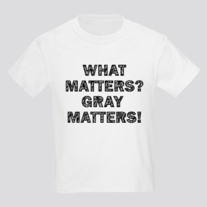 What matters Kids Light T-Shirt