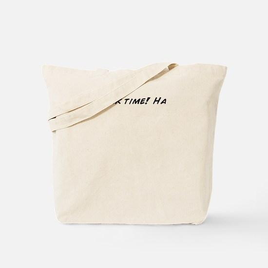 Unique Snack time Tote Bag