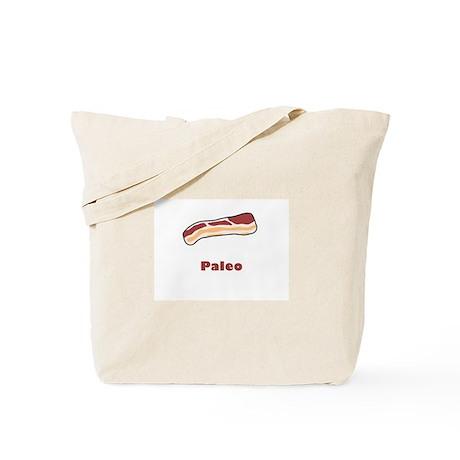 Paleo Bacon Tote Bag