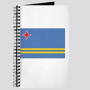 Aruba Flag Picture Journal
