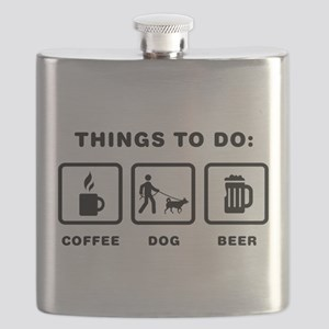 Dog Walking Flask