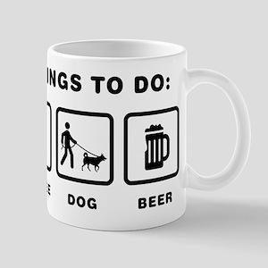 Dog Walking Mug