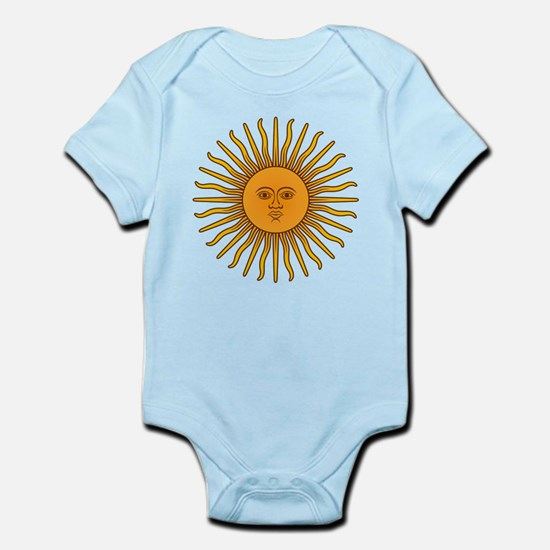 Sol de Mayo Infant Bodysuit