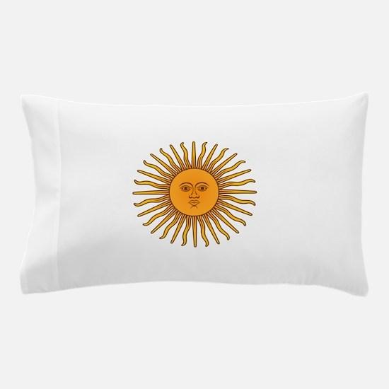 Sol de Mayo Pillow Case
