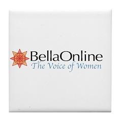 BellaOnline Tile Coaster