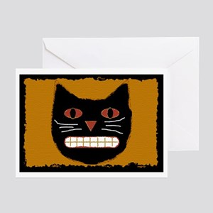 Old Style Halloween Greeting Cards (Pk of 10)