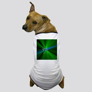 Green fluorescent protein - Dog T-Shirt