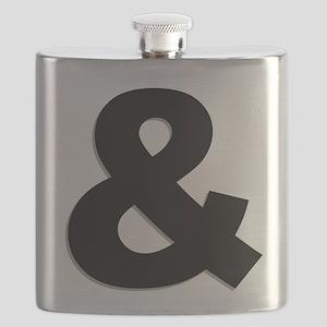 Ampersand Flask