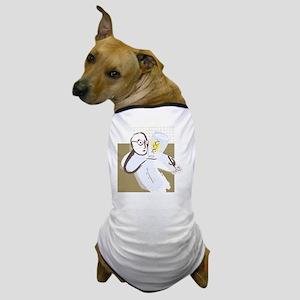 Genetics research, conceptual artwork - Dog T-Shir