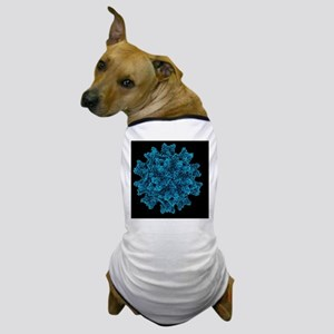 Infectious bursal disease virus particle - Dog T-S