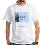 Being Deeply Loved White T-Shirt