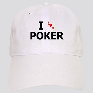 I Heart Poker Cap