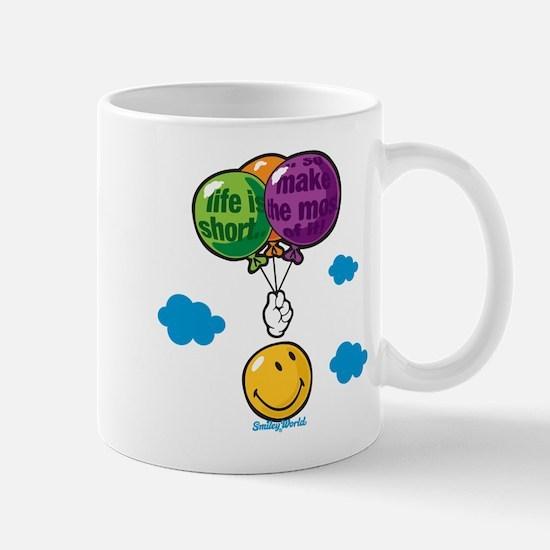 Ballon Smiley Mug