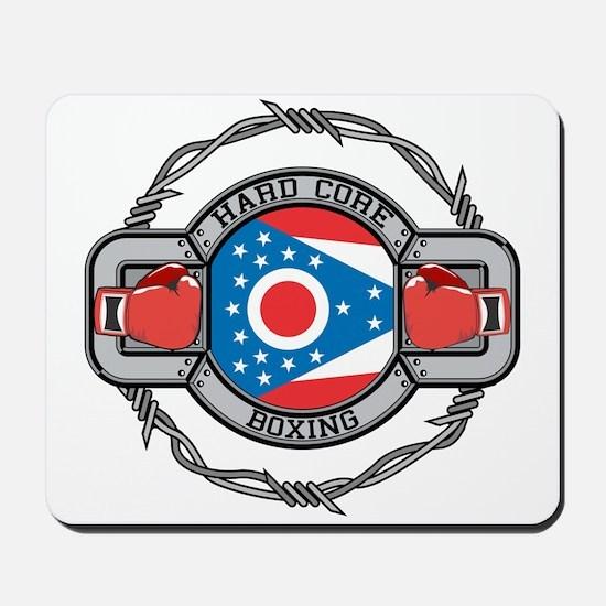 Ohio Boxing Mousepad