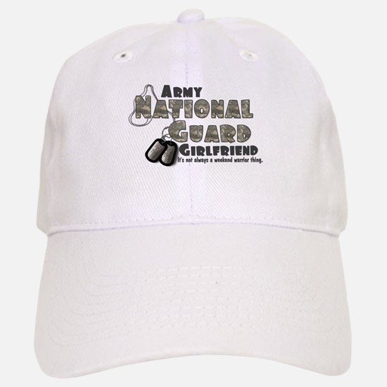 National Guard Girlfriend - Baseball Baseball Cap