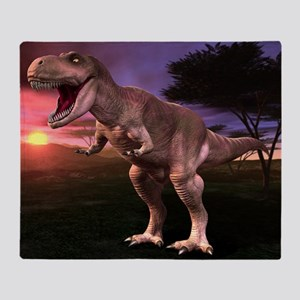 Tyrannosaurus rex - Throw Blanket