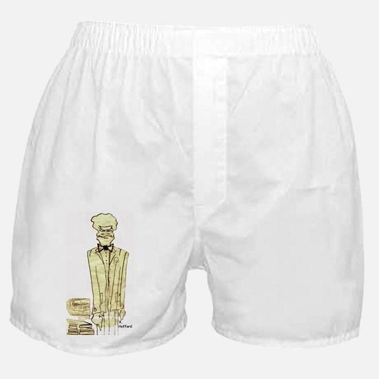 Teacher Boxer Shorts