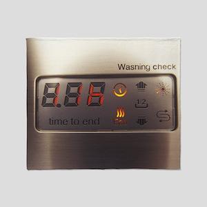 Dishwasher display panel - Throw Blanket