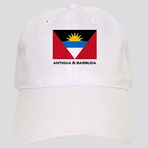 Antigua & Barbuda Flag Merchandise Cap