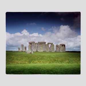 Stonehenge - Throw Blanket