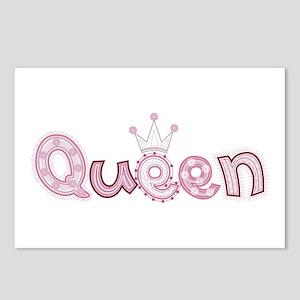 Queen Postcards (Package of 8)
