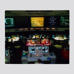 Mission Control at JPL, Pasadena, California - St