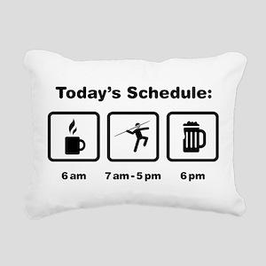 Javelin Rectangular Canvas Pillow