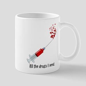 Love syringe Mug